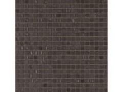 Mosaico in vetro per interni ed esterniMICRO 6 | Ebano - NEROSICILIA GROUP