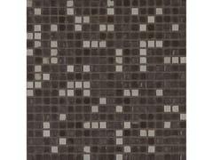 Mosaico in vetro per interni ed esterniMICRO 6 MIX | Ebano Cenere - NEROSICILIA GROUP