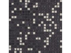Mosaico in vetro per interni ed esterniMICRO 6 MIX | Grafite Riso - NEROSICILIA GROUP