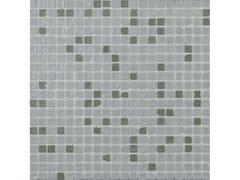 Mosaico in vetro per interni ed esterniMICRO 6 MIX | Maya Salvia - NEROSICILIA GROUP