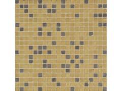 Mosaico in vetro per interni ed esterniMICRO 6 MIX | Ocra Fango - NEROSICILIA GROUP