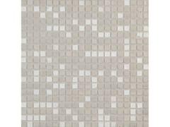 Mosaico in vetro per interni ed esterniMICRO 6 MIX | Riso Talco - NEROSICILIA GROUP