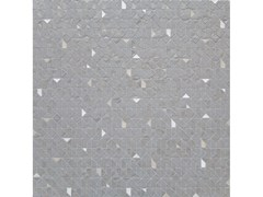 Mosaico in vetroMICRO MULTIPLEM | Coriandolo Cenere - NEROSICILIA GROUP