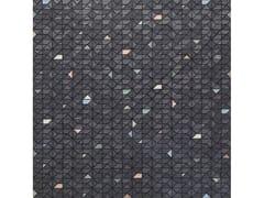 Mosaico in vetroMICRO MULTIPLEM | Coriandolo Grafite - NEROSICILIA GROUP