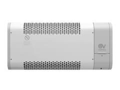 Termoventilatore miniaturizzato da installazioneMICRORAPID 1000-V0 - VORTICE ELETTROSOCIALI