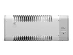 Termoventilatore miniaturizzato da installazioneMICRORAPID 1500-V0 - VORTICE ELETTROSOCIALI