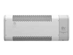 Termoventilatore miniaturizzato da installazioneMICRORAPID T 1500-V0 - VORTICE ELETTROSOCIALI