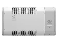 Termoventilatore miniaturizzato da installazioneMICRORAPID T 600-V0 - VORTICE ELETTROSOCIALI