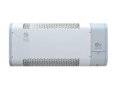 Termoventilatore miniaturizzato da installazioneMICROSOL 1000-V0 - VORTICE ELETTROSOCIALI