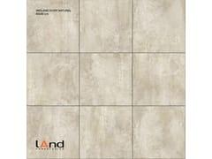 Land Porcelanico, MIDLAND IVORY Pavimento/rivestimento in gres porcellanato tecnico effetto cemento