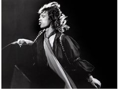 Stampa fotografica MIKE JAGGER E THE ROLLING STONES - ARTPHOTOLIMITED