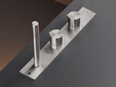 Gruppo miscelatore termostatico bordo vascaMIL 27 - CEADESIGN