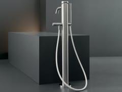 Miscelatore alta portata a colonna per vasca con doccino MIL 99 - MILO360