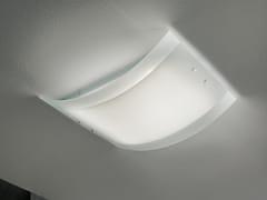 Plafoniera a LED in vetroMILLE_SB - LINEA LIGHT GROUP