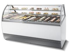 Vetrina refrigerata da banconeMILLENIUM LX | Vetrina refrigerata - ISA