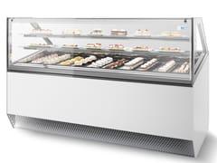 Vetrina refrigerata da banconeMILLENIUM ST | Vetrina refrigerata - ISA