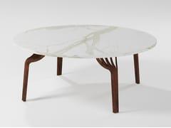 Tavolino da caffè in marmoMING | Tavolino in marmo - BAREL