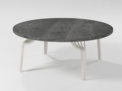 Tavolino da caffè in legnoMING | Tavolino in legno - BAREL
