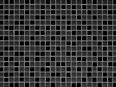 Mosaico in vetro MINI BLACK - ELEMENTS MOSAIC