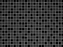 Elements Mosaic, MINI BLACK Mosaico in vetro