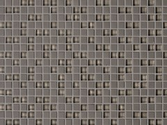 Mosaico in vetro MINI GREY - ELEMENTS MOSAIC