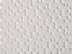 Mosaico in vetro MINI WHITE - ELEMENTS MOSAIC