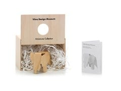 Miniatura in legnoMINIATURES PLYWOOD ELEPHANT NATUR - VITRA