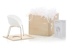 Miniatura in plastica MINIATURES TOM VAC CHAIR - VITRA