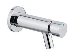 Rubinetto per bagni pubblici temporizzato a pareteMINIMAL 800.00   Rubinetto per bagni pubblici - IDRAL