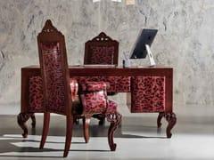 Scrivania rettangolare in legno MINIMAL BAROQUE | Scrivania - Minimal Baroque