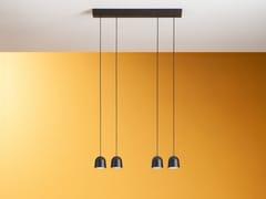 Lampada a sospensione a LED in alluminioMINION_P4 - LINEA LIGHT GROUP