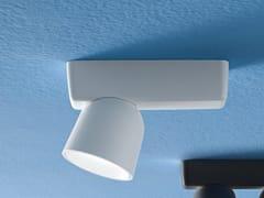 Faretto a LED orientabile in alluminioMINION_S1 - LINEA LIGHT GROUP