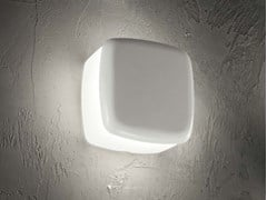 Applique per esterno a LED in policarbonatoMINIWHITE_COVER_Q - LINEA LIGHT GROUP