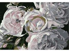 Tappeto a fiori rettangolare in lanaMINNIE - BLOSS