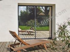 Pellicola per vetri adesiva effetto specchioMIROIR-103i - LUMINIS FILMS