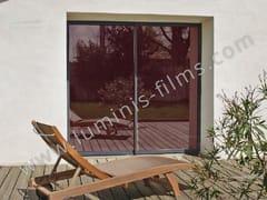 Pellicola per vetri adesiva effetto specchioMIROIR-108i - LUMINIS FILMS