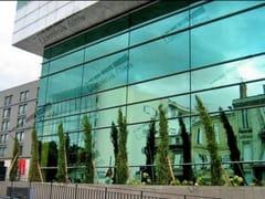 Pellicola per vetri adesiva effetto specchioMIROIR-207x - LUMINIS FILMS