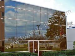 Pellicola per vetri adesiva effetto specchioMIROIR-208x - LUMINIS FILMS