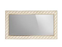 Specchio rettangolare con corniceSIPARIO | Specchio - ADORA
