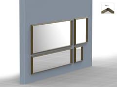 Specchio rettangolare in metallo con corniceCLASSIC - ALBEDO S.R.L. UNIPERSONALE