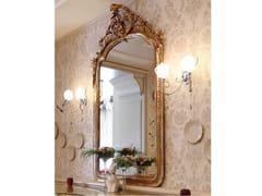 Specchio in legno con cornice da pareteWOOD   Specchio - ARNABOLDI INTERIORS