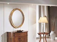 Specchio ovale da parete con corniceDIANA | Specchio - ARVESTYLE
