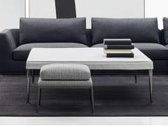 Tavolino quadrato in tessutoMIRTO INDOOR | Tavolino in tessuto - B&B ITALIA