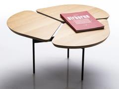 Tavolino basso in rovereMISS TRÈFLE© - AIRBORNE