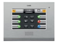 Terminale touch screen in alluminio spazzolatoMITHO XL E - CAME