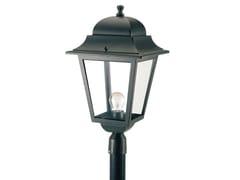Lampione da giardino a lanterna in alluminio pressofusoMITO 872 - SOVIL