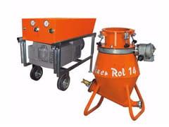 Impianto pneumaticoMIXER ROL 14 - MALVIN