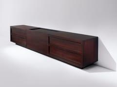 Madia in legno con cassetti ML23 - Sculture