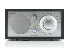 Radio TIVOLI AUDIO - MODEL ONE Black/Silver - ARCHIPRODUCTS.COM