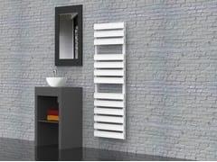 Scaldasalviette in alluminio a pareteMODENA - RIDEA BY AL-TECH